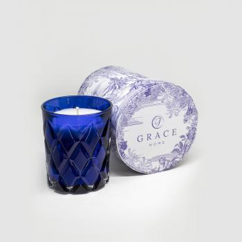 Grace Home Fig Leaves Scented Candle  (250 gr kutulu)